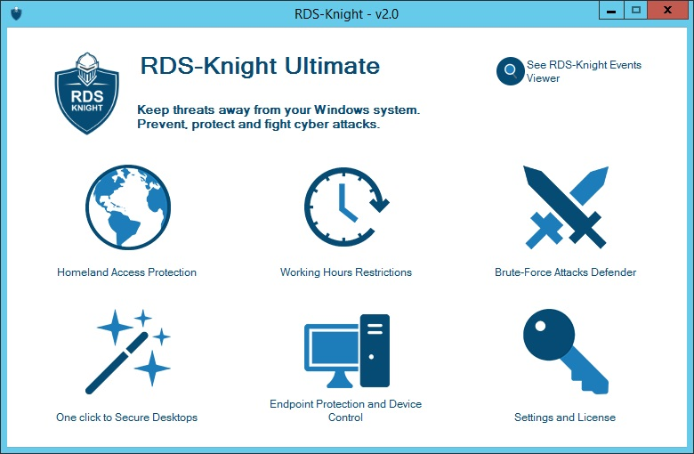 RDS Knight Ultimate Protection 2.0