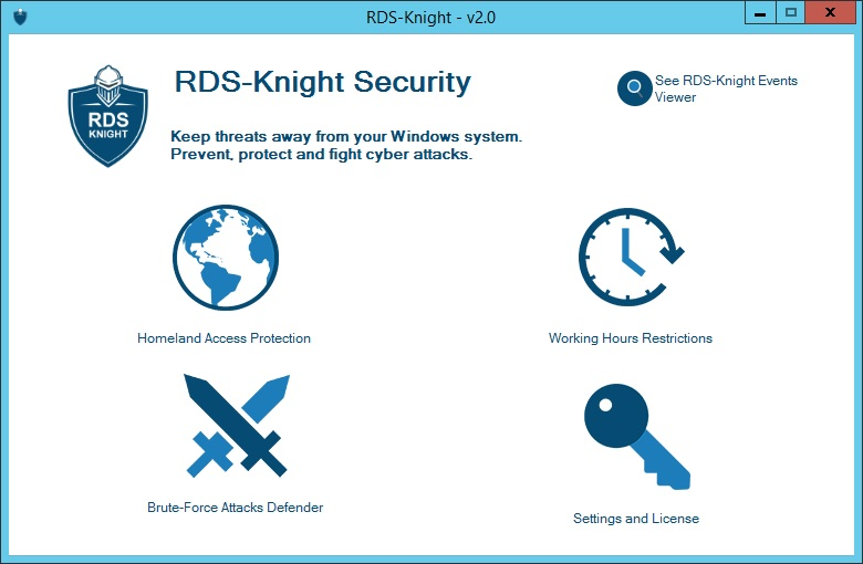 RDS Knight Security Essentials 2.0
