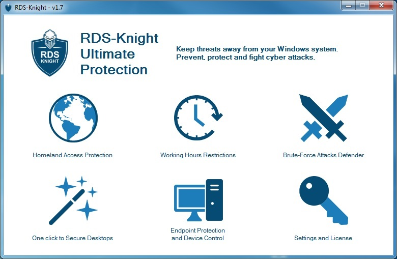 RDS Knight Ultimate Protection 1.8