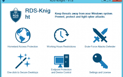 Announcing RDS-Knight 1.8 Compatible With Windows 32bits