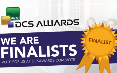 Announcing RDS-Knight Finalist of DCS Awards 2019