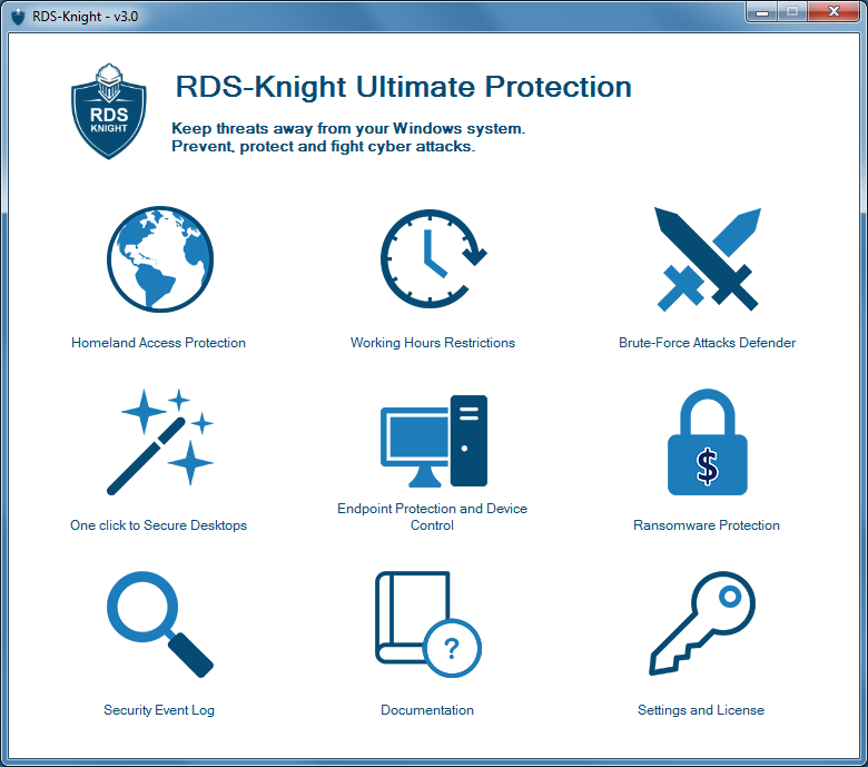 RDS Knight Ultimate Protection 3.0