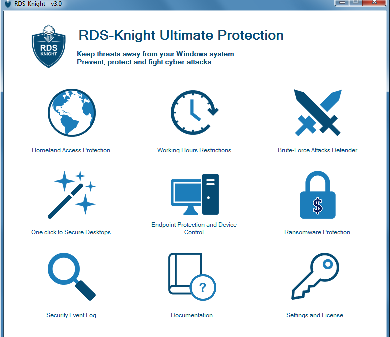 RDS-Knight 3 0 Detects and Stops Ransomware | RDS-Tools